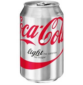 Foto Coca Cola Light